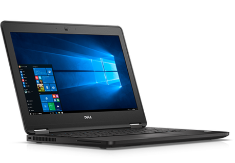 Dell E7270 i5 i5-6300U 8GB 128SSD Cam HD Win 10 Pro