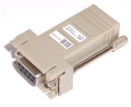 ADAPTER CISCO ROUTER TERMINAL DB9/RJ45 74-0495-01