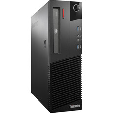 Lenovo M83 i5-4570 4GB  Nowy SSD 120GB DVD-RW Windows 10 Professional