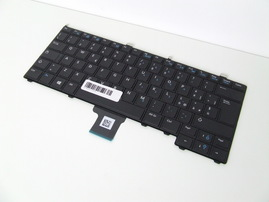 Klawiatura DELL E7240 E7440 QWERTY UK