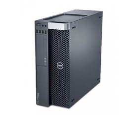 Dell T5600 Tower 2xE5-2630 16GB 120GB Nowy SSD + 1TB HDD K2000 Windows 10 Professional