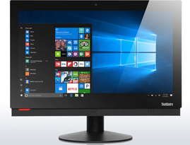 Lenovo M800Z AIO i5-6400 8GB 1000GB DVD-RW Windows 10 Professional