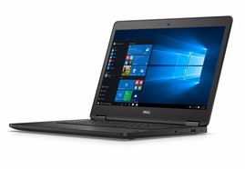 Dell E7470 i5-6300U 2,40GHz 8GB 256GB SSD 1920x1080 IPS Windows 10 Pro