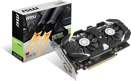 MSI GeForce GTX 1050Ti 4GB DisplayPort HDMI DL-DVI-D
