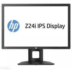 HP Z24i 24'' LED IPS 1920x1200 VGA DP DVI USB PIVOT VESA