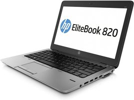HP 820 G2 i5-5300U 8GB 240GB SSD 1366x768 Windows 10 Pro