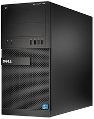 Dell XE2 Tower i7-4770S 8GB Nowy 480SSD DVD GTX 1050Ti Windows 10 Professional