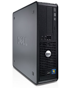 Komputer Dell 580 AMD B22 2,80GHz 2GB 250GB