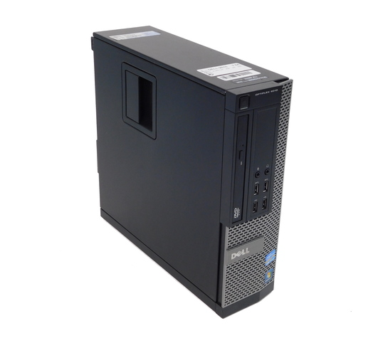Komputer Dell 9010 SFF i5-3470 4GB 250GB Win7
