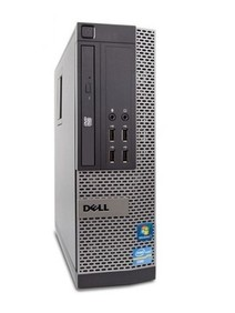 Dell 790 SFF i5 2,70 Ghz 8GB 320GB DVD Windows 7 Pro KAT