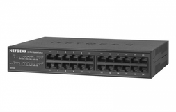 Nowy Switch Netgear GS324 - 24 porty