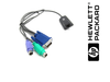 Adapter HP Kabel Moduł KVM PS/2 VGA RJ45 286597-001